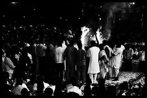 The End of An Era At Shivaji Park- Farewell Shree Balasahab Thackeray .. by firoze shakir photographerno1