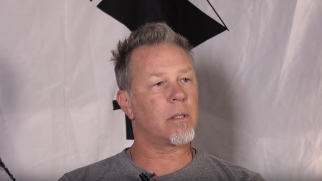 JAMES HETFIELD On METALLICA39;s Songwriting Process: 39;We39;re Out For
