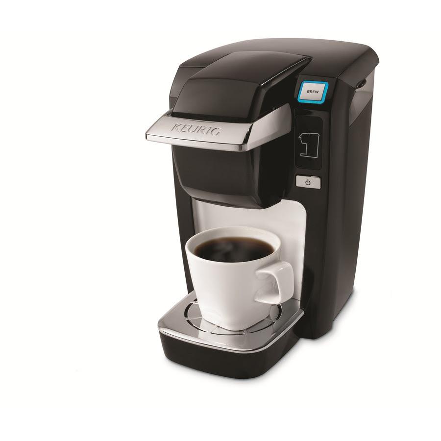 Shop Keurig Black Single-Serve Coffee Maker at Lowes.com