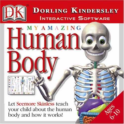 My Amazing: Base Of Free Software: My Amazing Human Body 1.2 Free Download