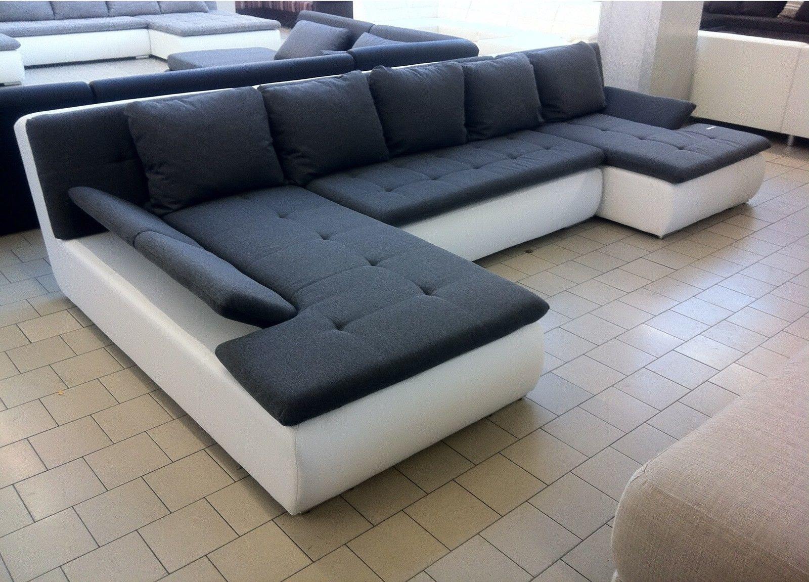 Sofa U Form 300 Cm - Zuhause