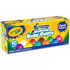 Crayola Kids' Washable Paint - 10 pack, 2 fl oz bottles