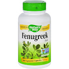 Nature's Way Fenugreek Seed Capsules - 180 count