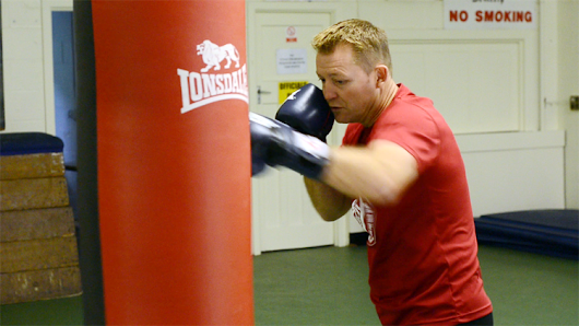 Boxing Punch Bag Combinations Video 1 - Learn to Box!