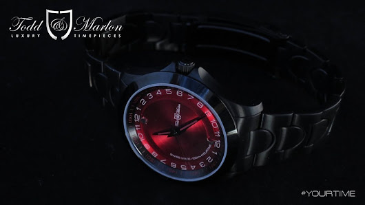 Luxury Timepieces With An Entrepreneurial Spirit by Todd & Marlon - Gracious Watch