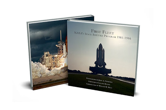 Crowdfunded photo book focuses on 'First Fleet' of NASA space shuttles | collectSPACE