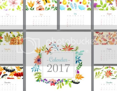 Download 59 Template Kalender 2017