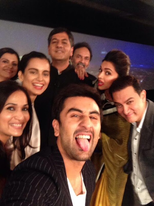 Twitter / vikramchandra: Best Indian selfie ever! ...