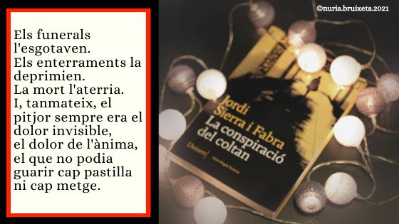 La conspiració del coltan. Jordi Sierra i Fabra