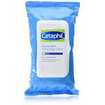 Cetaphil Gentle Skin Cleansing Cloths, 25 Count (pack Of 6)