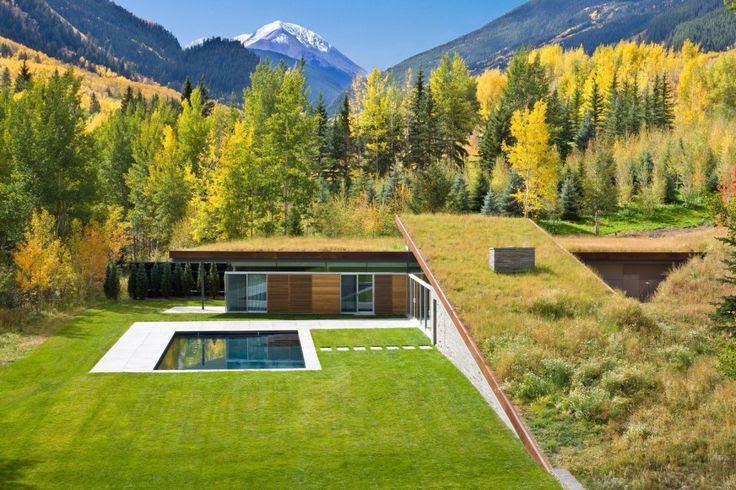 House in the Mountains; Colorado / GLUCK+ © Steve Mundinger