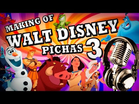 Making of Walt Diney Pichas