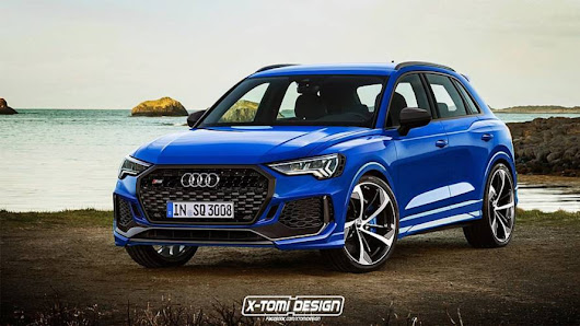 New Audi RS Q3 Could Be In The Works And Headed For U.S.