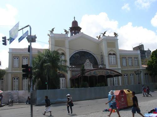Antiga Estação Ferroviária by Lais Castro ( ex Nuage Bleu)
