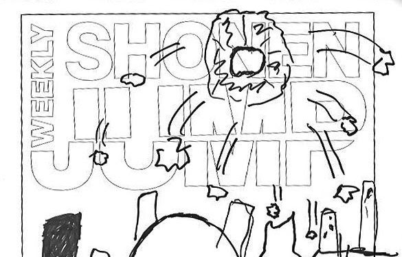 Original One Punch Man Drawings