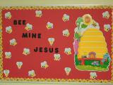 Valentine Bulletin Boards For Sunday school