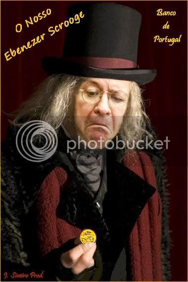 Museu 134 - O nosso Ebenezer Scrooge