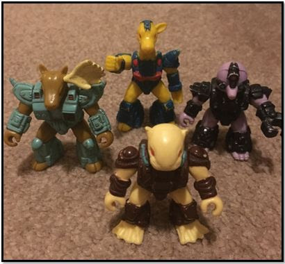 Battle Beasts Reviewed! – Toy Reviews By Dad