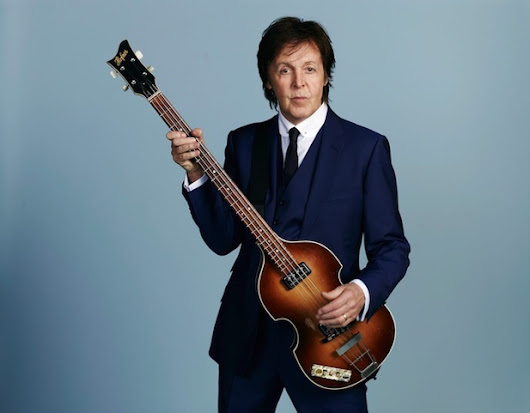 Sir Paul McCartney interview: 'New song is a manifesto for the future'