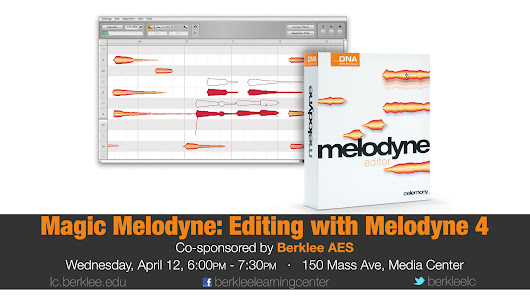 Magic Melodyne: Editing with Melodyne 4 | Learning Center