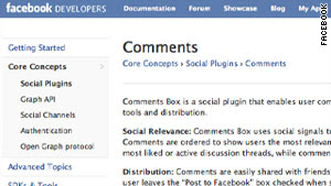 Facebook Commenting System Is Good And Bad News Cnncom
