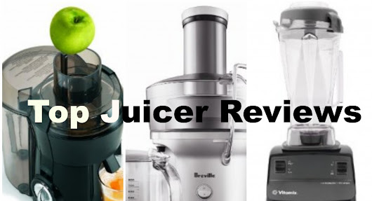 Juicer Machines for Mixed Drinks