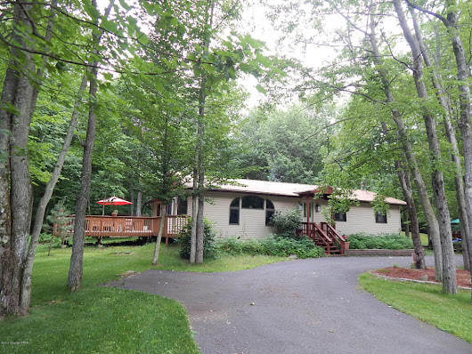 Great value with a $15000 Price Reduction in Locust Lake Village, Pocono Lake PA