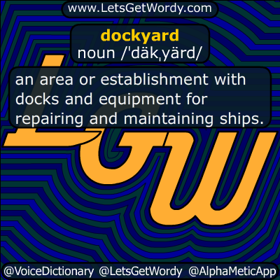 dockyard 12/07/2015 GFX Definition