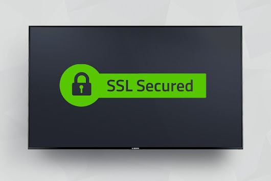 Screenpublisher overgår fra HTTP til HTTPS (SSL) - Screenpublisher