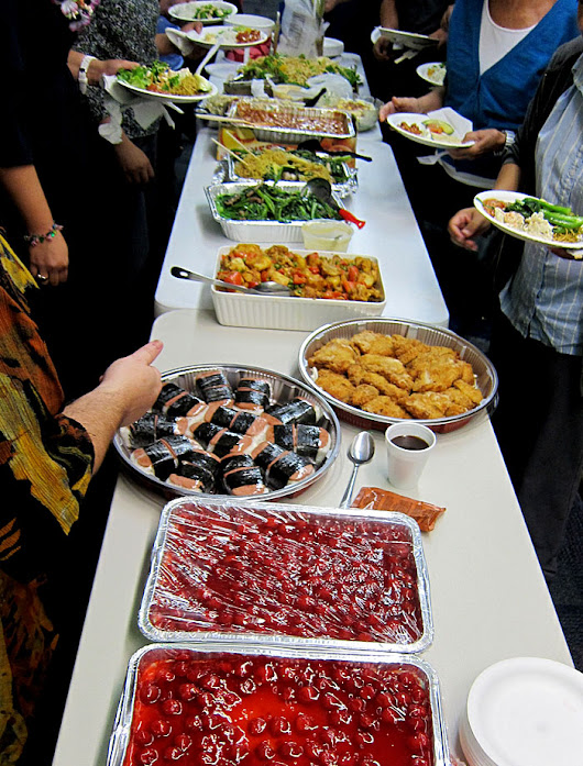 Monthly Potluck Lunch : Middletown Seventh-day Adventist Church Louisville KY