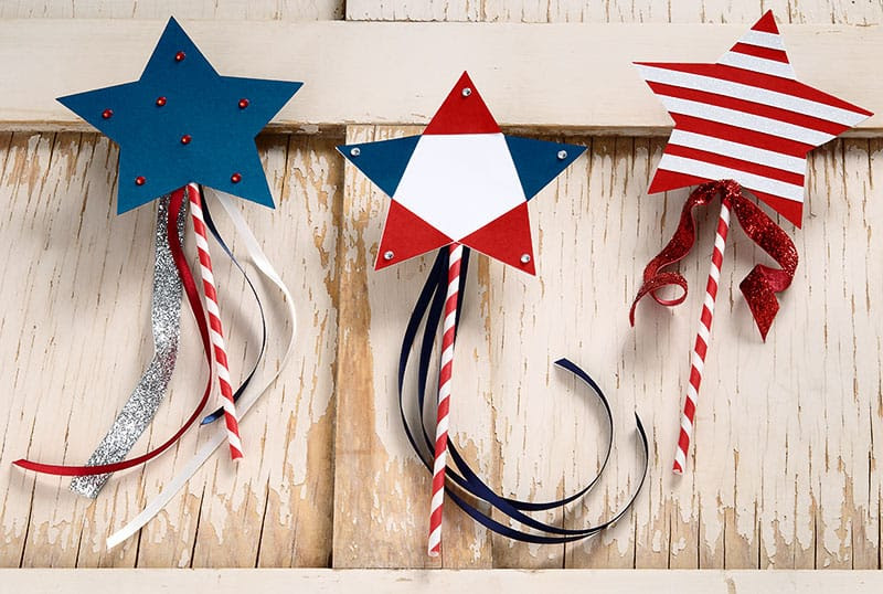 4 Fourth Of July Kids Crafts Diy Thought