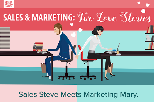 Sales & Marketing: Two Love Stories