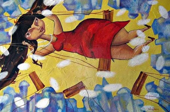 Art work by Yelena Dyumin