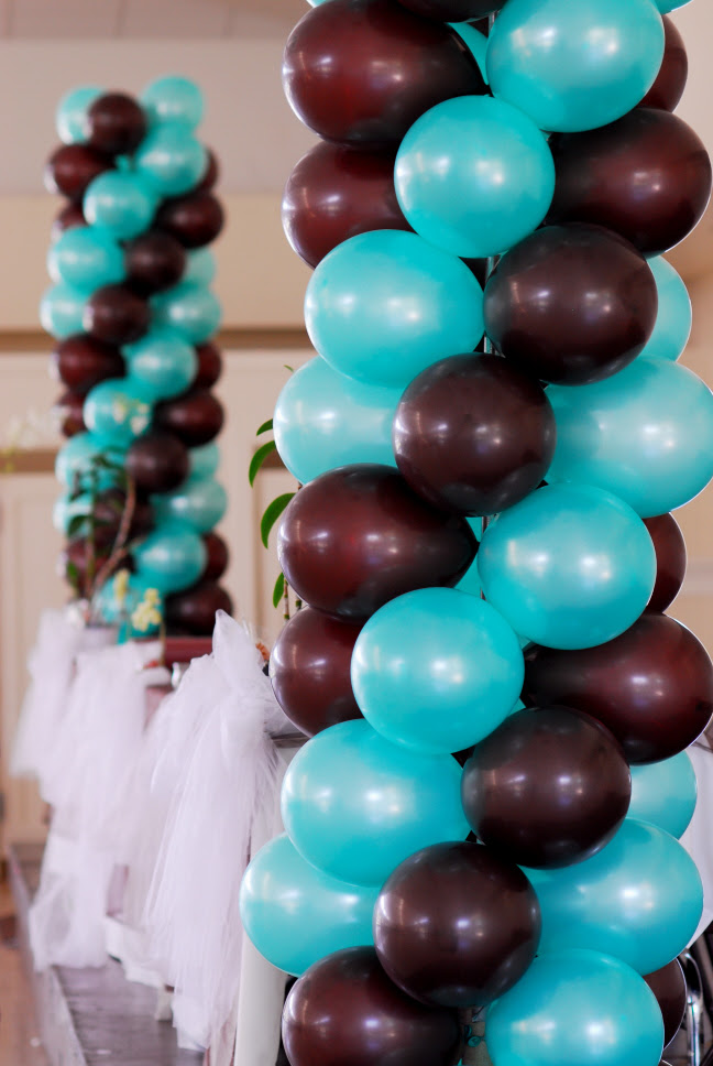 Balloon Decor & Banner – Wedding | Sweet-Art Designs... Creative ...