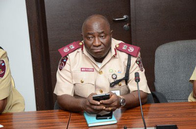 FRSC OFFICIALS TO BEAR ARMS