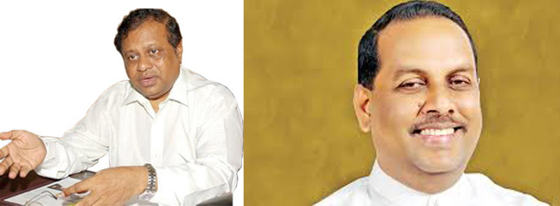 Amaraweera, Premajayantha write to President requesting to form a UPFA led Govt.