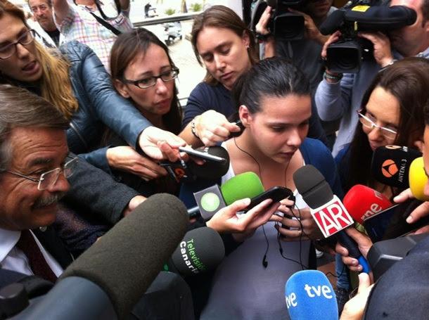Saida medios La Fiscalía invita a un pacto entre las partes para cerrar el caso Saida