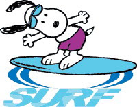 I can't drive a car (yet) but I can SURF!! Eat your heart out Porter!!