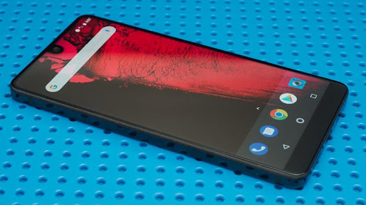 Report: Essential Cancels Second Phone, May Put Itself Up for Sale - ExtremeTech