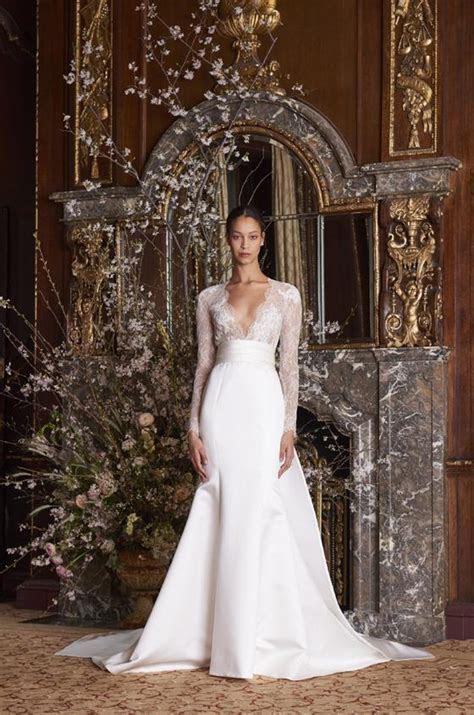 BRIDAL Dresses SPRING 2019   Lace, Open Back, V neck Dress