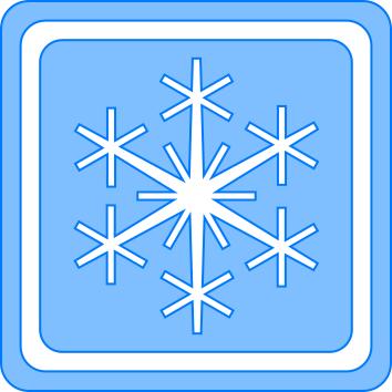 season symbol winter