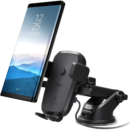 iOttie Easy One Touch Wireless Fast Charge Car wireless charging holder