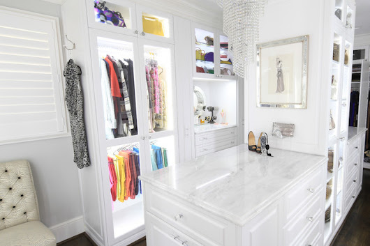 Closets - Contemporary - Other - by Carolina Closets of Asheville