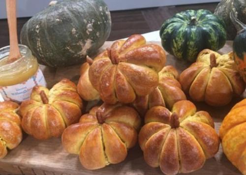 Allegra Benitah spooky Halloween bread recipe on This ...