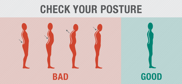 How to Fix Your Posture With 3 Simple Positions