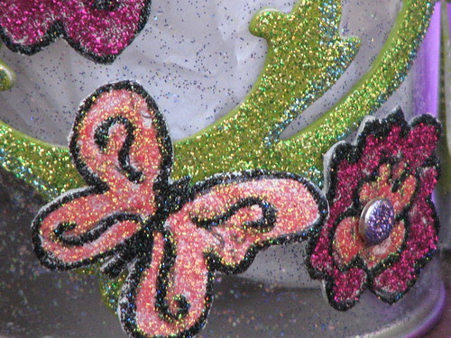 Stickles Butterflies & Flowers 004