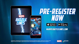 MARVEL Battle Lines Android Game Up For Pre-Registration
