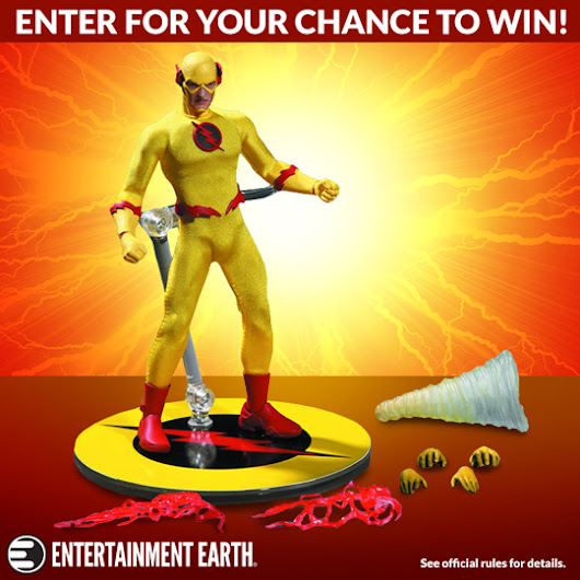 The Fwoosh Giveaway Sponsored by Entertainment Earth