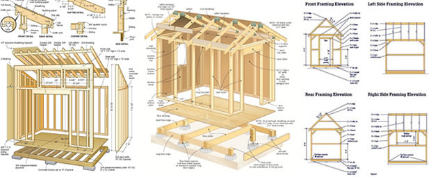 Free storage shed plans 16x20 ~ Nearya