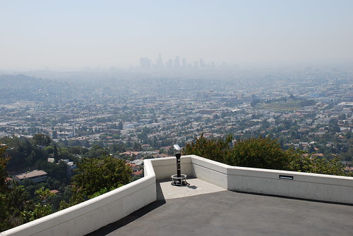 Downtown L.A. from Griffith Observatory